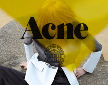 Acne Studios Mobile Site