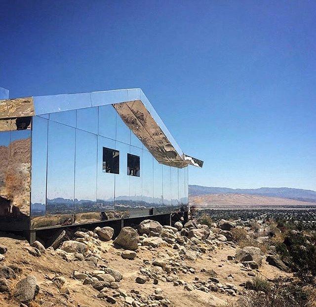 Doug Aitken's Mirage#palmsprings #california