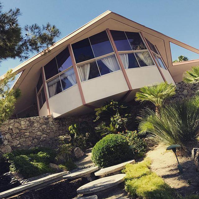 Elvis Honeymoon Pad#palmsprings #california
